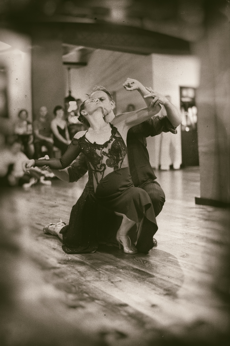 .... Show zum Tangoball